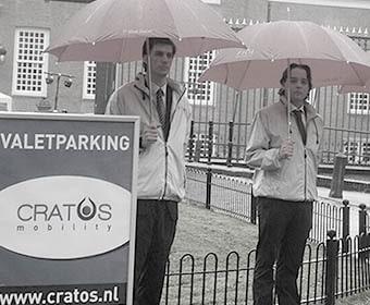 Valetparking van Cratosa
